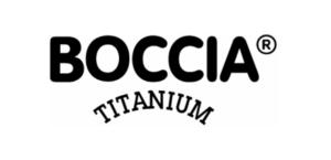 Boccia horlogemerk logo