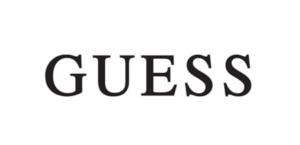 Guess horlogemerk logo