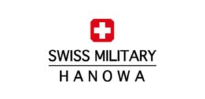 Swiss Military horlogemerk logo